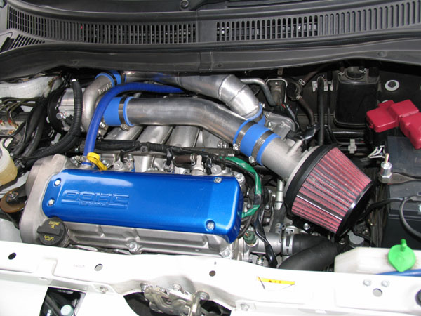 Suzuki Swift Supercharger kit Engine parts R's Inc