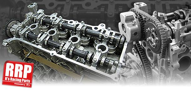 RRP High Performance Camshaft Set (IN and EX set)   Suzuki