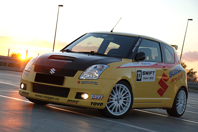 Suzuki Swift Supercharger Kit Engine Parts Suspension Parts