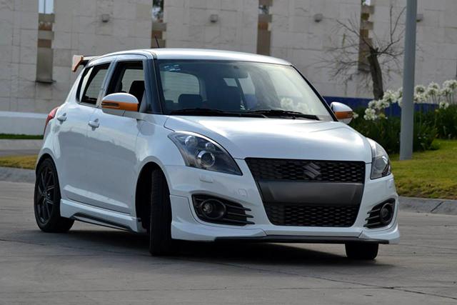 Suzuki Suspension
