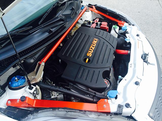 Suzuki S Air Filter
